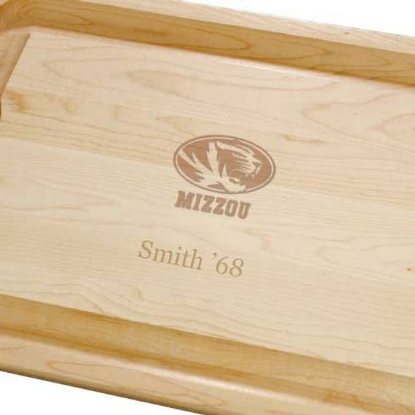 University of Missouri Maple Cutting Board - Image 2