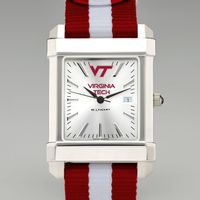 Virginia Tech Collegiate Watch with NATO Strap for Men