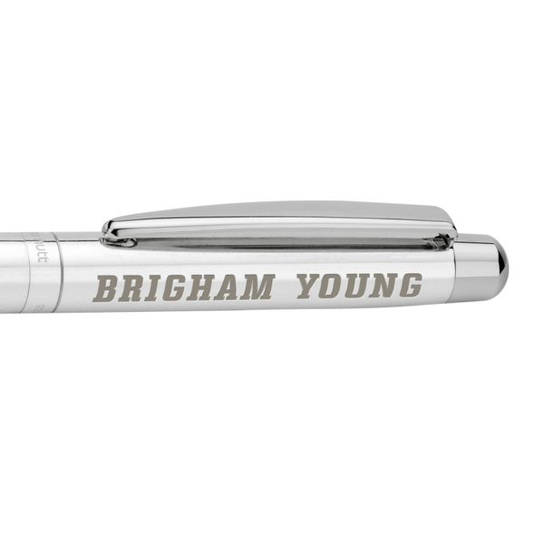 Brigham Young University Pen in Sterling Silver - Image 2
