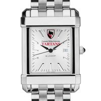 Carnegie Mellon University Men's Collegiate Watch w/ Bracelet