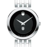 University of Chicago Women's Movado Esparanza Stainless Steel Museum with Bracelet