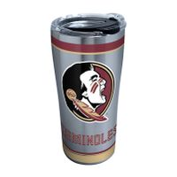 FSU 20 oz. Stainless Steel Tervis Tumblers with Hammer Lids - Set of 2