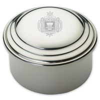 Naval Academy Pewter Keepsake Box