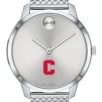 Cornell University Women's Movado Stainless Bold 35