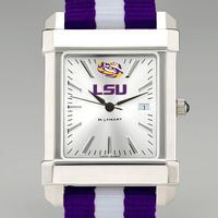 Louisiana State University Collegiate Watch with NATO Strap for Men