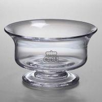 Old Dominion Simon Pearce Glass Revere Bowl Med