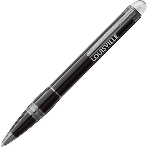 University of Louisville Montblanc StarWalker Ballpoint Pen in Ruthenium