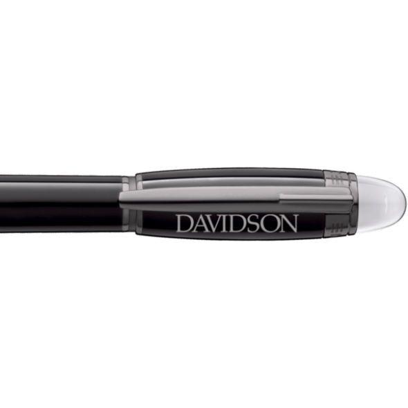 Davidson College Montblanc StarWalker Fineliner Pen in Ruthenium - Image 2