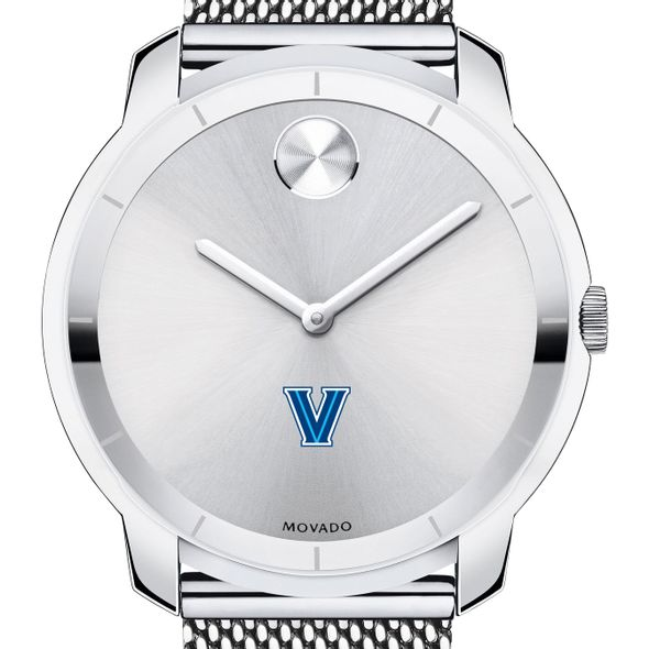 Villanova University Men's Movado Stainless Bold 44