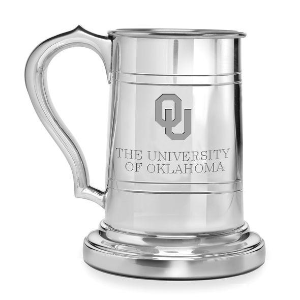 Oklahoma Pewter Stein
