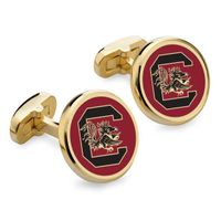 South Carolina Enamel Cufflinks