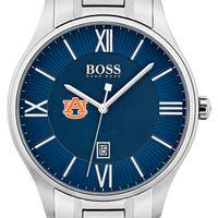 Auburn University Men's BOSS Classic with Bracelet from M.LaHart