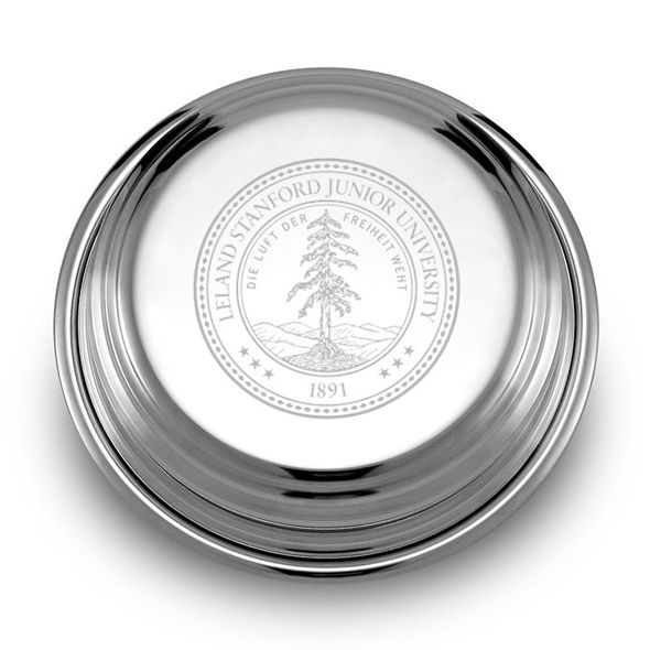 Stanford University Pewter Paperweight