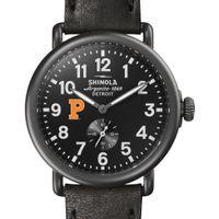 Princeton Shinola Watch, The Runwell 41mm Black Dial