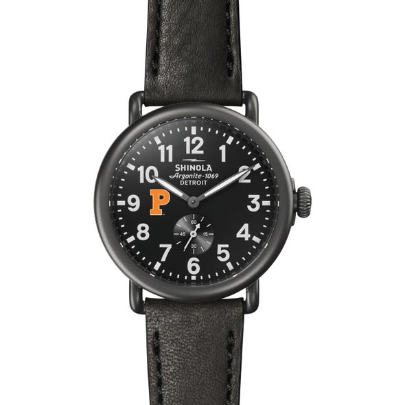 Princeton Shinola Watch, The Runwell 41mm Black Dial - Image 2