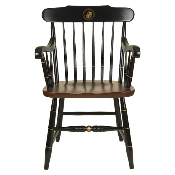 Virginia Tech Captain's Chair by Hitchcock