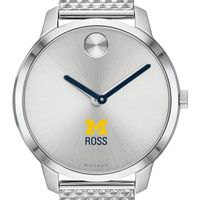 Ross School of Business Women's Movado Stainless Bold 35