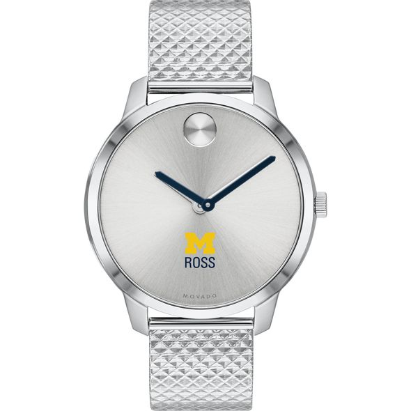 Ross School of Business Women's Movado Stainless Bold 35 - Image 2