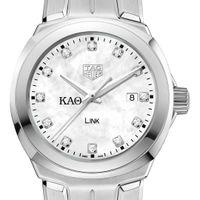 Kappa Alpha Theta TAG Heuer Diamond Dial LINK for Women