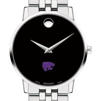 Kansas State University Men's Movado Museum with Bracelet