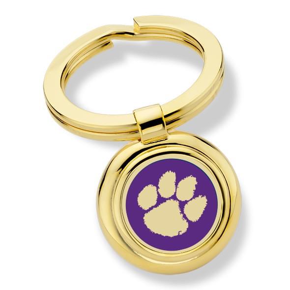 Clemson Key Ring