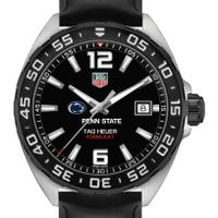 Penn State Men's TAG Heuer Formula 1 with Black Dial