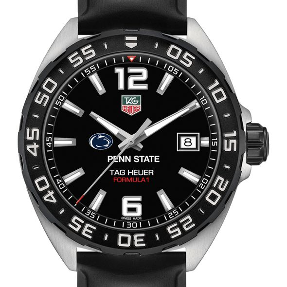 Penn State University Men's TAG Heuer Formula 1 with Black Dial