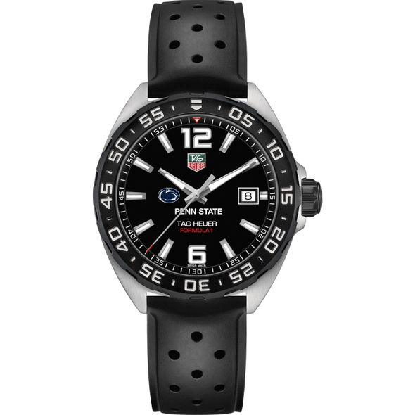 Penn State University Men's TAG Heuer Formula 1 with Black Dial - Image 2
