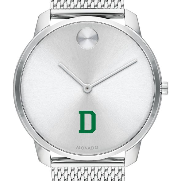 Dartmouth College Men's Movado Stainless Bold 42 - Image 1