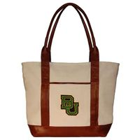 Baylor Needlepoint Tote