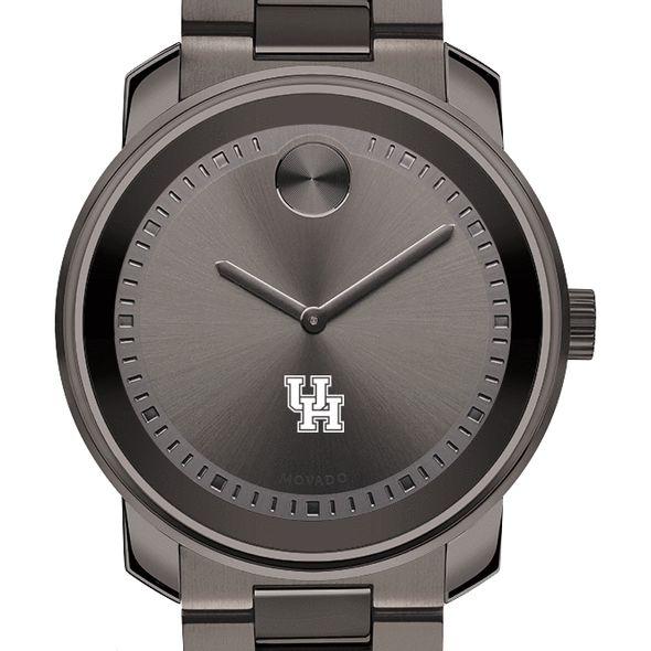 Houston Men's Movado BOLD Gunmetal Grey - Image 1
