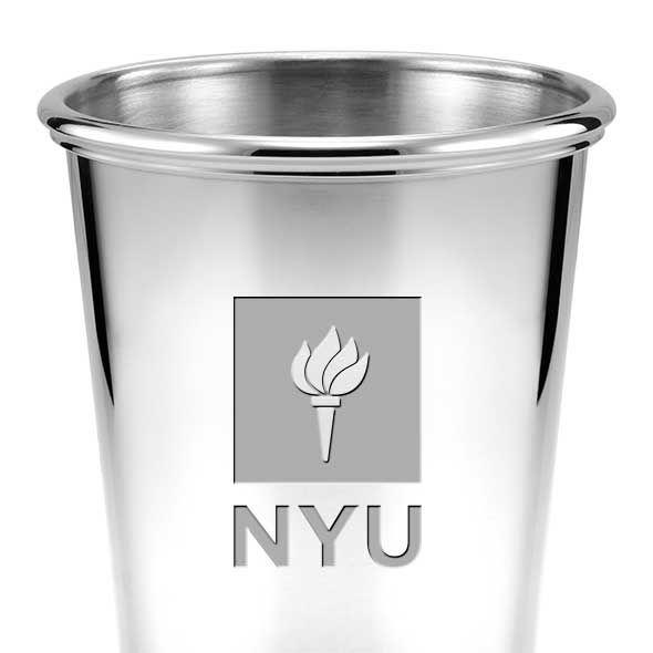 NYU Pewter Julep Cup - Image 2