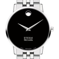 Texas McCombs Men's Movado Museum with Bracelet