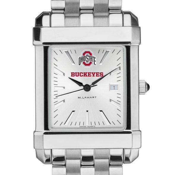Ohio State Men's Collegiate Watch w/ Bracelet - Image 1