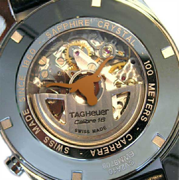 Texas Men's TAG Heuer Carrera Tachymeter - Image 2