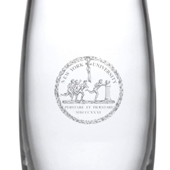 NYU Addison Glass Vase by Simon Pearce - Image 2
