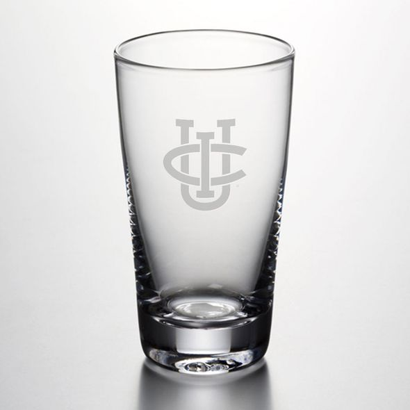 UC Irvine Ascutney Pint Glass by Simon Pearce - Image 1