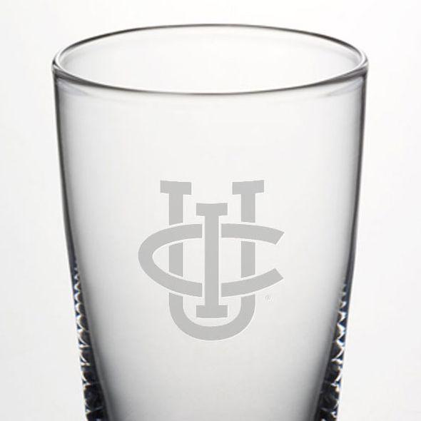 UC Irvine Ascutney Pint Glass by Simon Pearce - Image 2