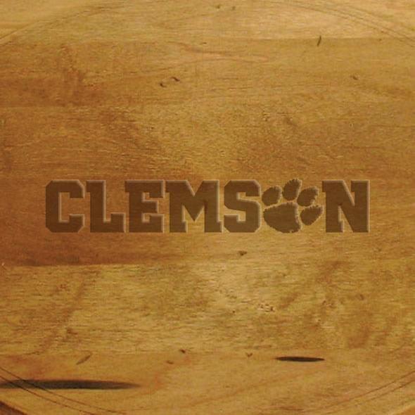 Clemson Round Bread Server - Image 2