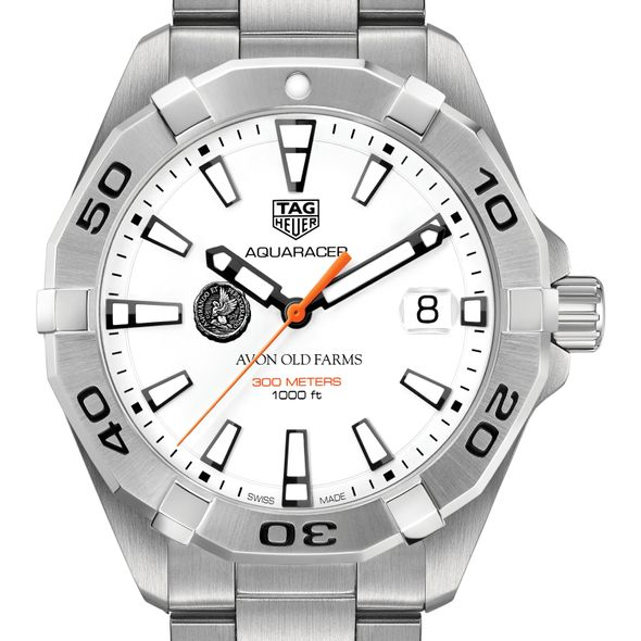 Avon Old Farms Men's TAG Heuer Steel Aquaracer