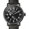 SFASU Shinola Watch, The Runwell 41mm Black Dial - Image 1