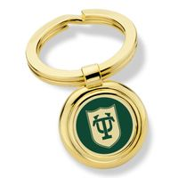 Tulane University Key Ring