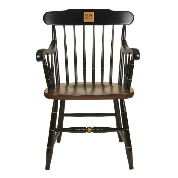 Duke Fuqua Captain's Chair by Hitchcock - Image 1