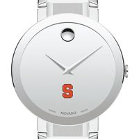Syracuse University Men's Movado Sapphire Museum with Bracelet