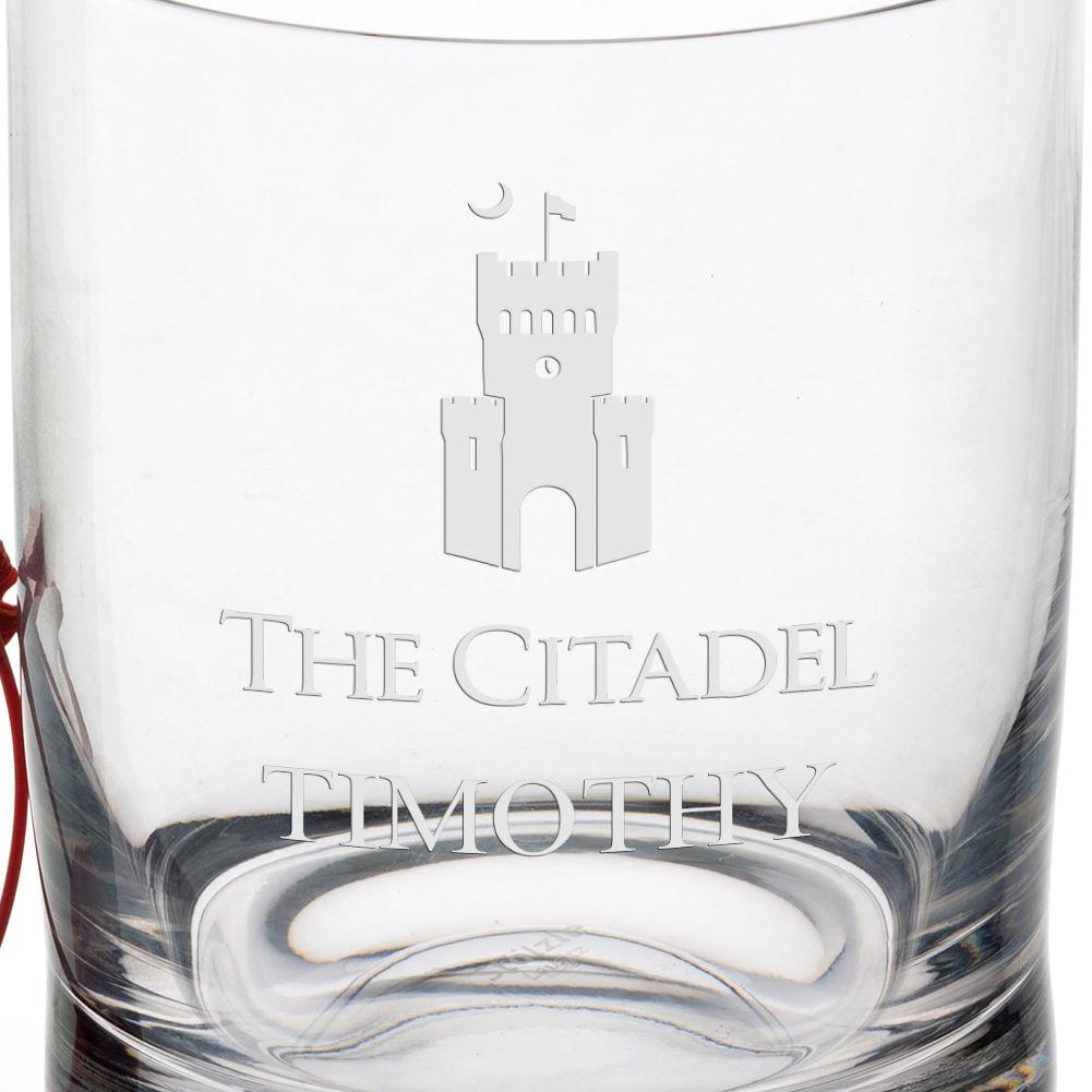 Citadel Tumbler Glasses - Set of 4 - Image 3