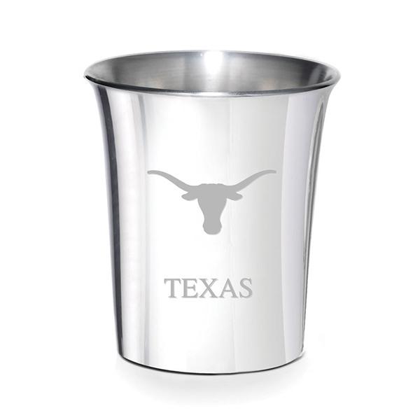 University of Texas Pewter Jigger