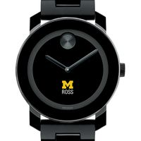 Michigan Ross Men's Movado BOLD with Bracelet