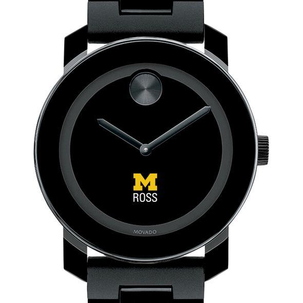 Michigan Ross Men's Movado BOLD with Bracelet