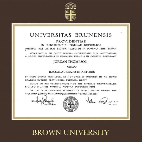 brown fidelitas diploma frame - Wvu Diploma Frame