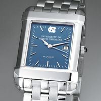 UNC Men's Blue Quad Watch with Bracelet
